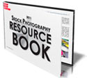 stock photo resource book